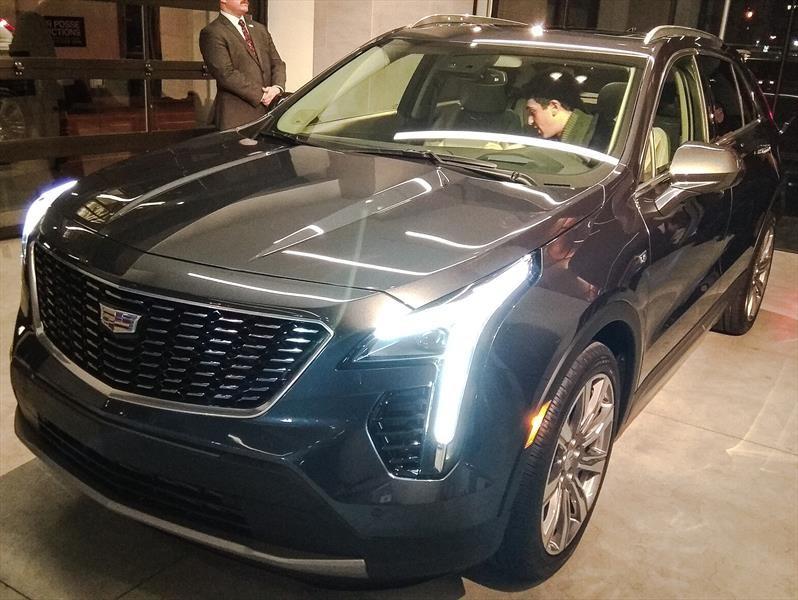 Cadillac XT4 2019 debuta
