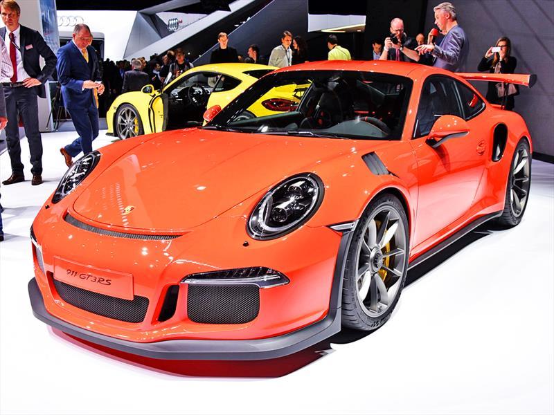 Porsche 911 GT3 RS 2016: Simplemente soberbio