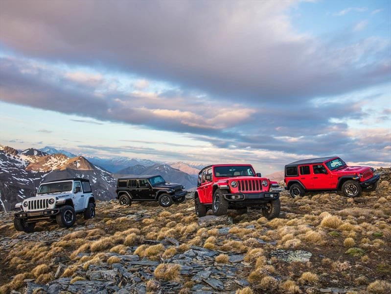 Gama de Jeep tendrá más modelos