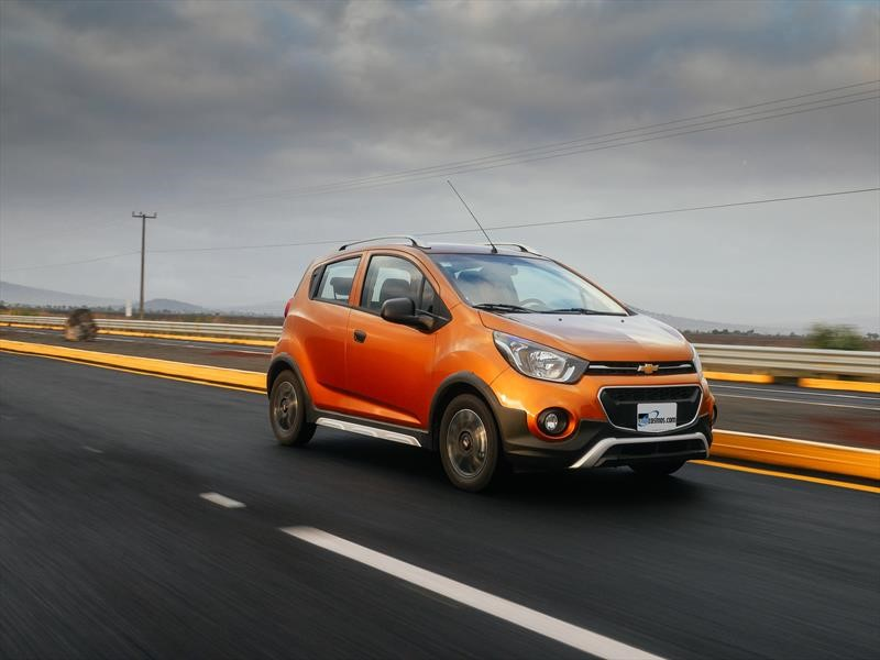 Manejamos el Chevrolet Beat Activ 2019