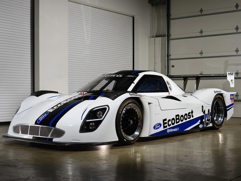 ford revela su carro de carreras con motor ecoboost autocosmos com