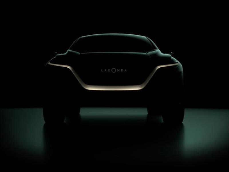 Lagonda prepara una concept SUV para Ginebra