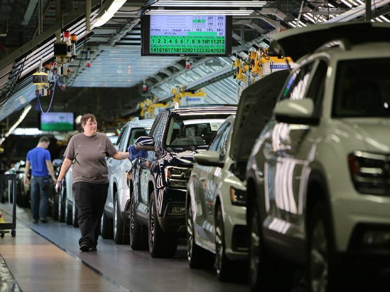 Volkswagen Teramont  alcanza las 100,000 unidades producidas