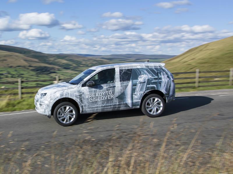 Discovery Sport, el próximo lanzamiento de Land Rover