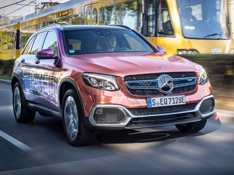 GLC F-Cell: llega el primer SUV a hidrógeno de Mercedes-Benz