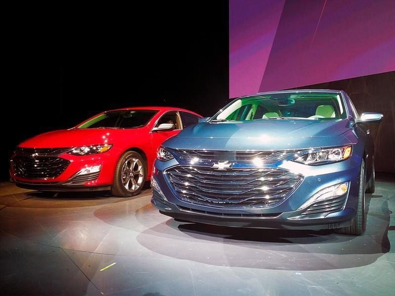 Chevrolet Malibu 2019 estrena diseño y una deportiva versión RS