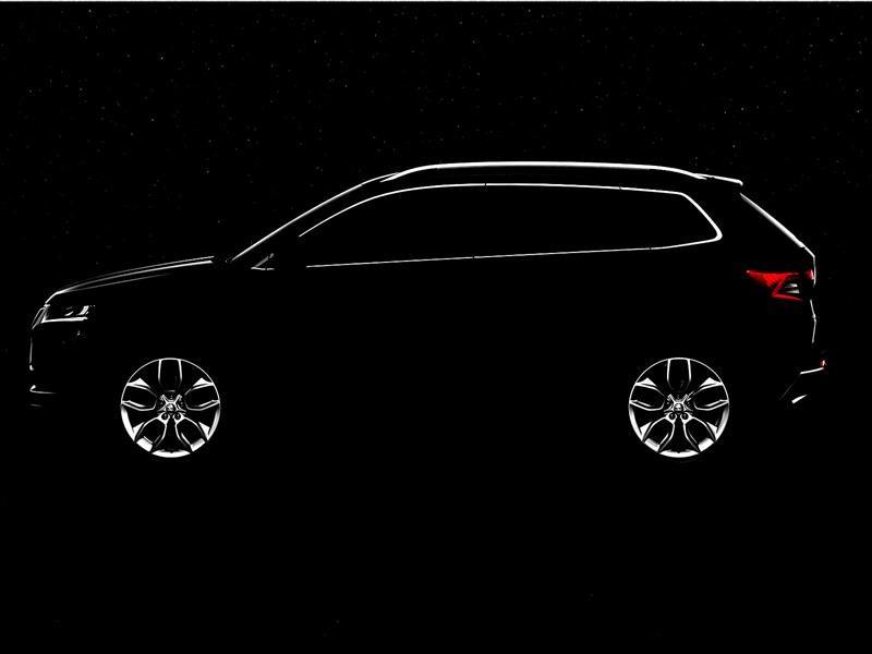 Volkswagen Tharu, el nuevo SUV que se producirá en Argentina