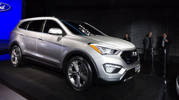 Hyundai Santa Fe 2013 debuta en Nueva York