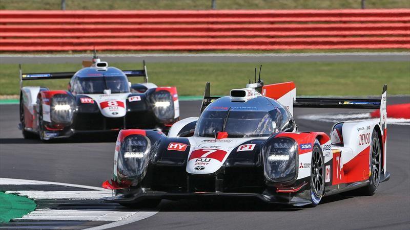 Toyota vence en las 4 Horas de Silverstone 2019