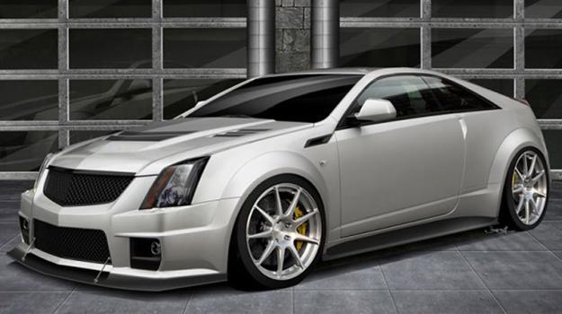 Hennessey CTS-V Coupe 2012 con 1,000 caballos de potencia