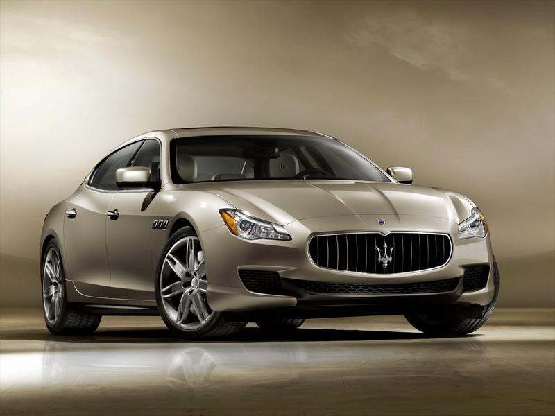 Maserati Quattroporte 2013 llega a México