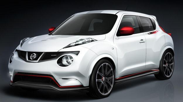 Nissan Juke Nismo Concept aparece en el Salón de Tokio