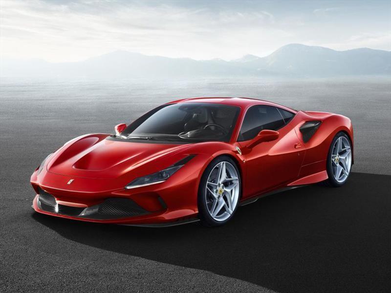 Ferrari F8 Tributo llega como sucesor del 488 GTB
