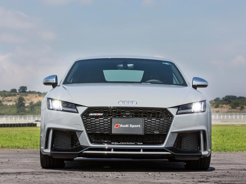 Audi TT RS 2018 se presenta