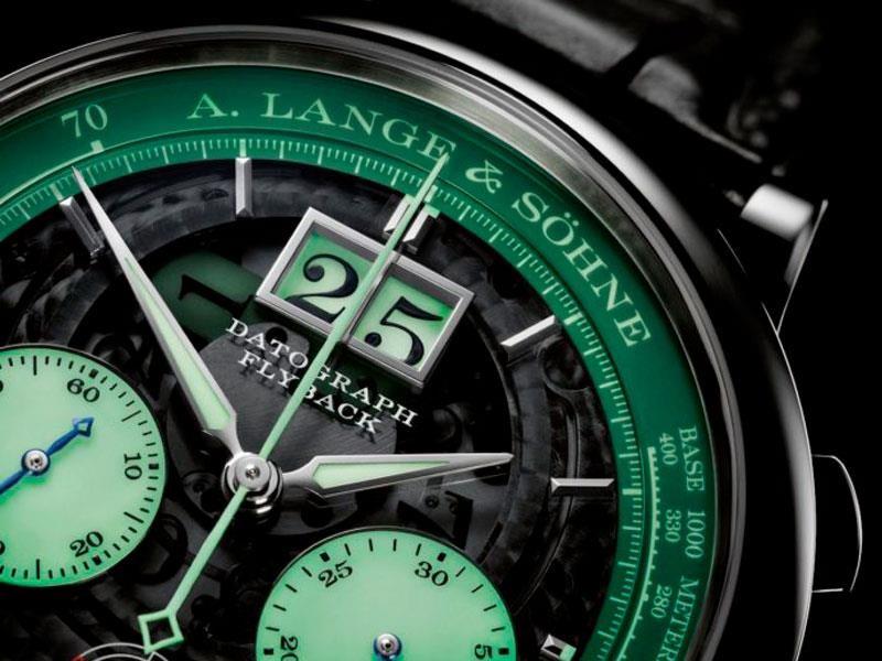 A. Lange & Söhne, el cronógrafo que nunca duerme