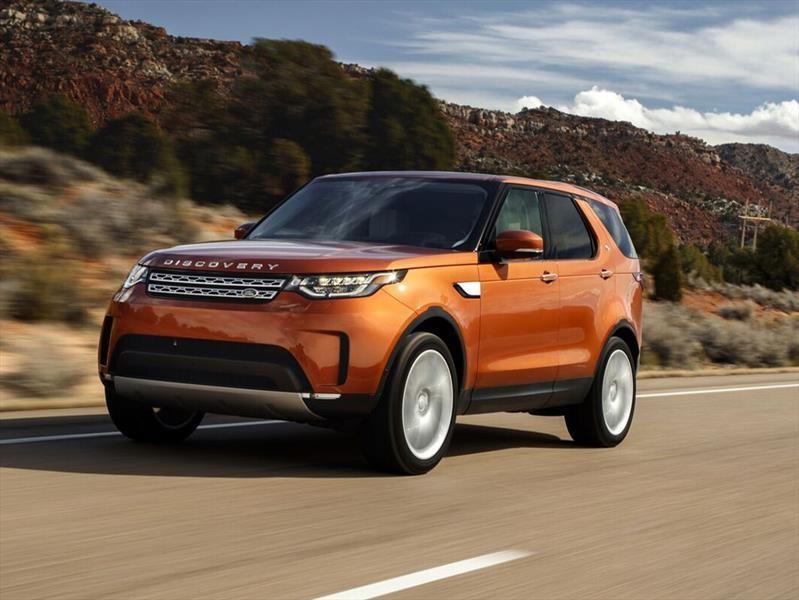 Nueva Land Rover Discovery se lanza en Argentina