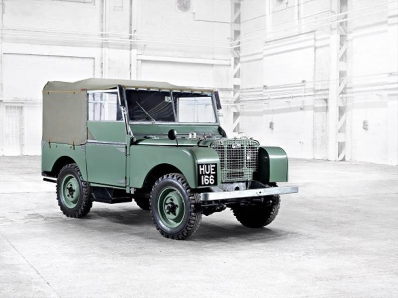 Land Rover celebra su 70 aniversario en Goodwood 2018