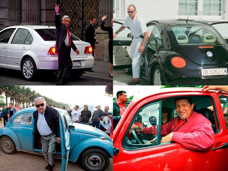 No solo es el Jetta de AMLO, conoce a todos los Volkswagen presidenciales