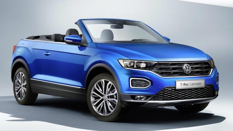 Volkswagen inicia la producción del T-Roc Cabriolet en Osnabrück, Alemania