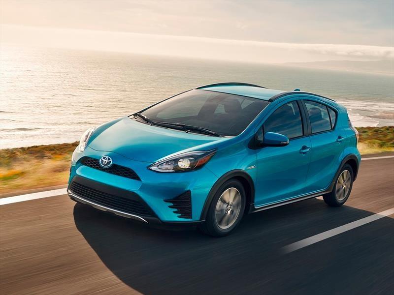 Toyota Prius C 2018 llega a México en $319,400 pesos