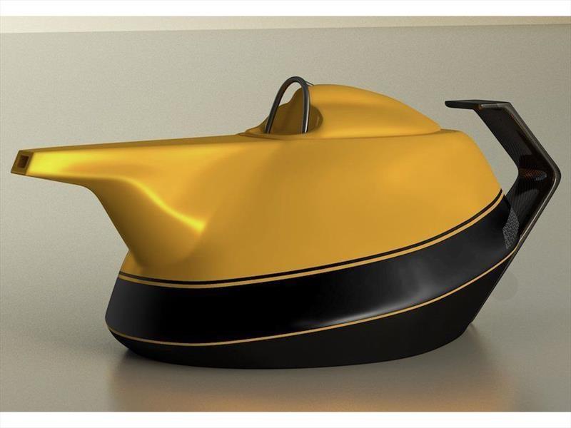 La Tetera amarilla de Renault cumple 40 años