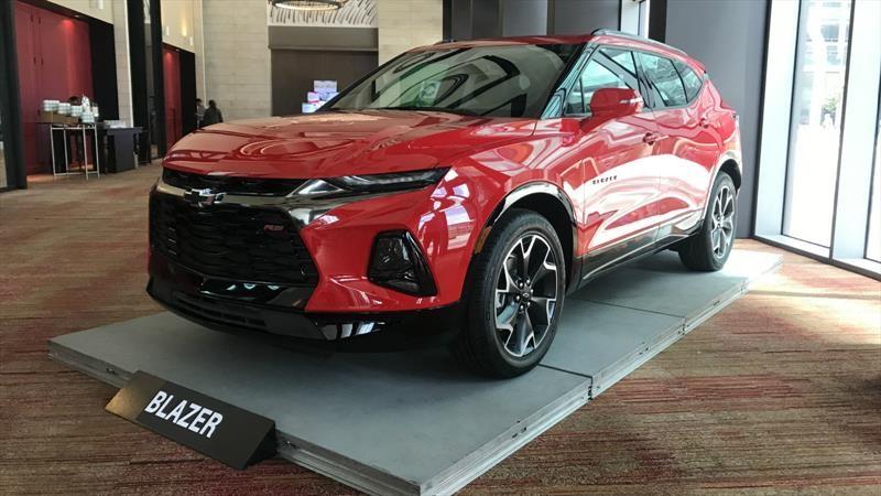 Chevrolet Blazer Rs 2020 La Suv Deportiva Inicia Su Preventa