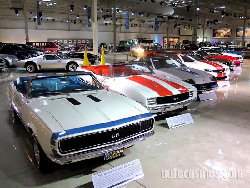 El Chevrolet Camaro cumple 50 años