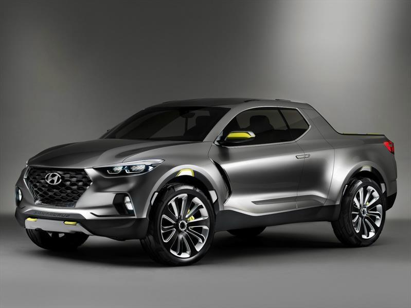 Hyundai pondrá a la venta una pickup mediana para 2020