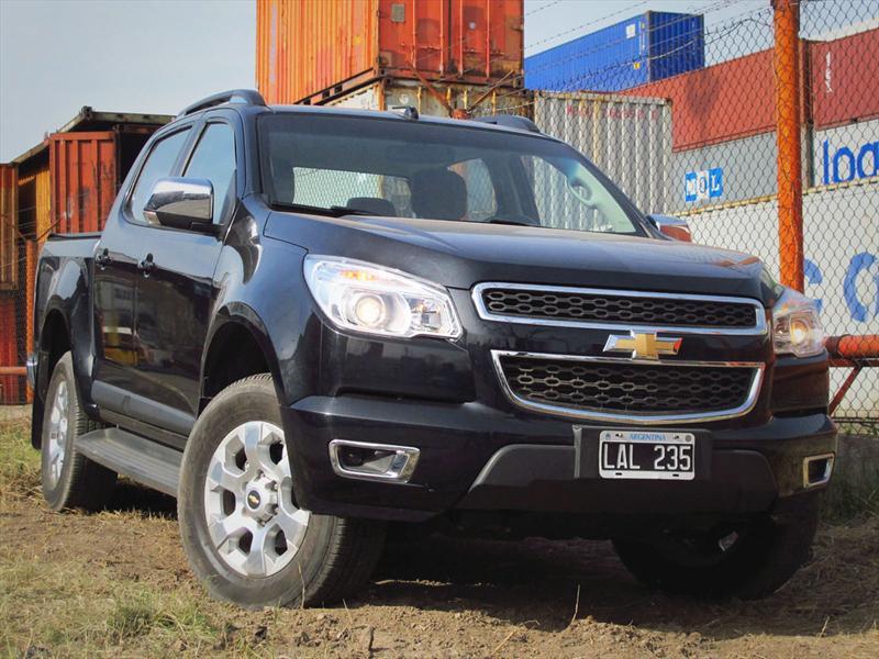 Autocosmos Precios Usados >> Chevrolet S10 CD 2.8 LTZ a prueba - Autocosmos.com