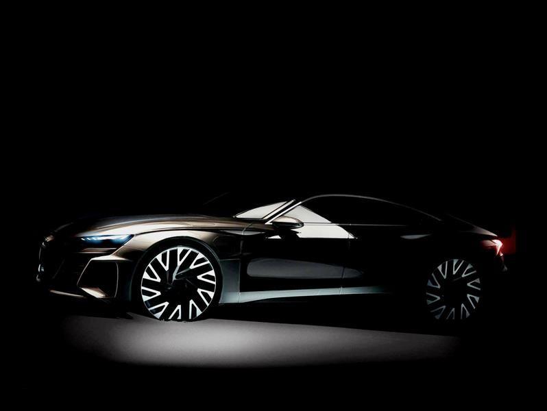 Tesla Model S tiene un nuevo rival: Audi e-tron GT 2020