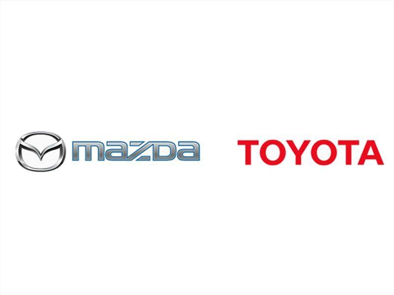 Mazda y Toyota formalizan alianza
