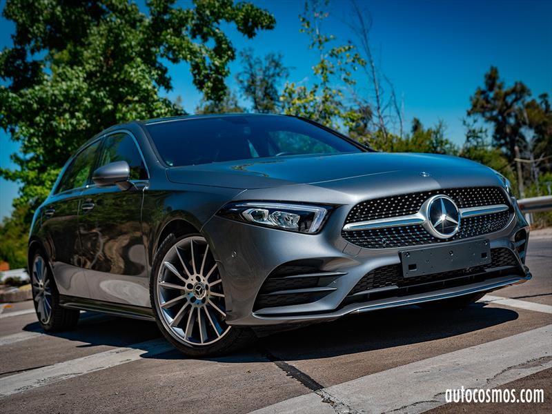 Probando el Mercedes Benz Clase A 2019
