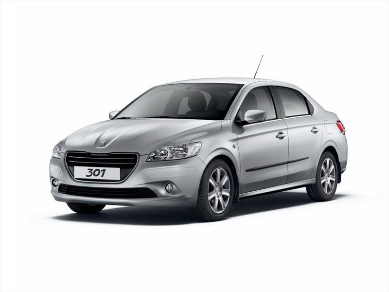 Peugeot 301 2017, ahora con caja automática de seis velocidades