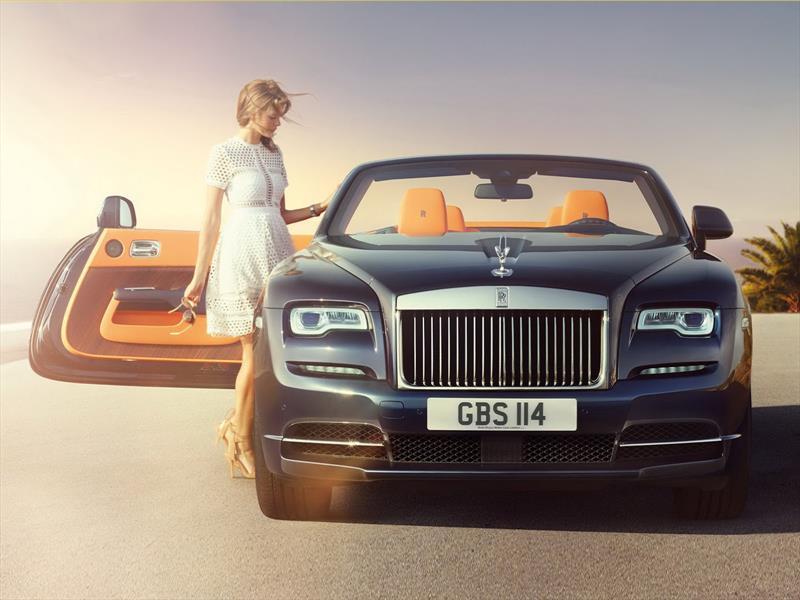 Rolls-Royce Dawn, el nuevo convertible de la casa inglesa