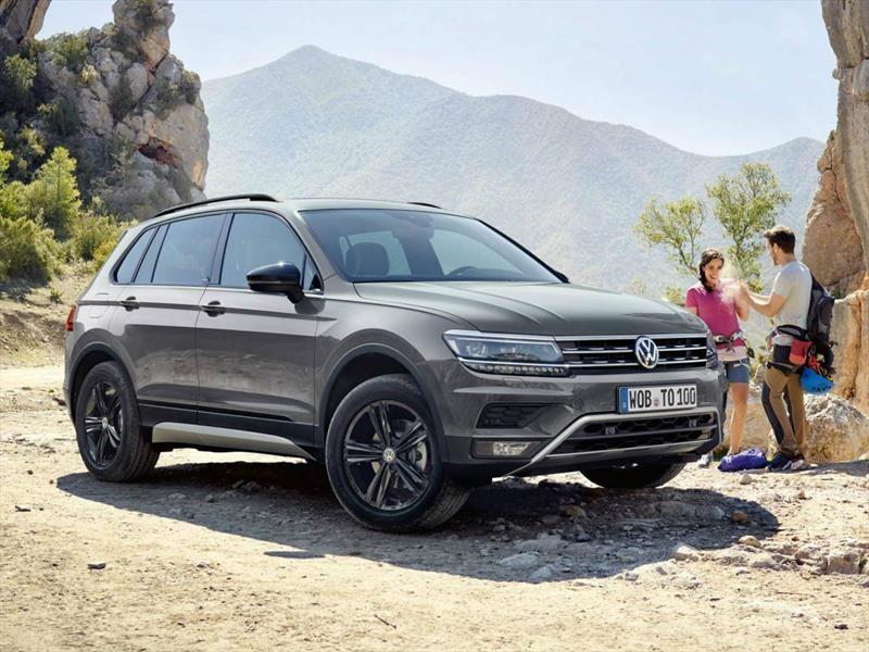 Volkswagen lanza variante off-road para la Tiguan