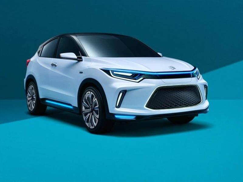 Honda Everus EV, el primer modelo 100% eléctrico de la marca japonesa