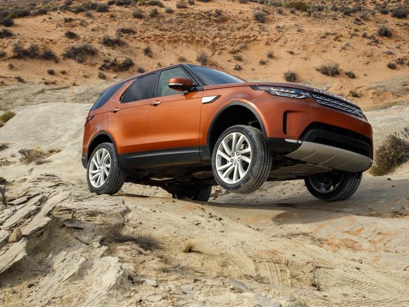 El Land Rover Discovery 2017 llega a Chile cargado de innovaciones
