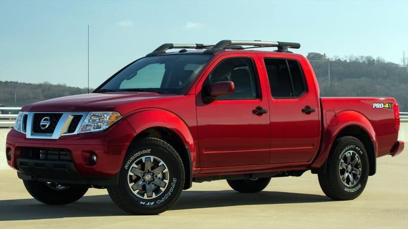 Nissan Frontier 2020, el diseño de siempre es acompañado por un nuevo motor V6