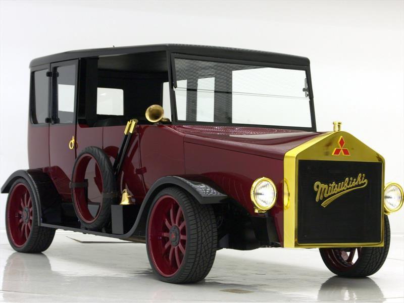 Mitsubishi Re-Model A, un auto del pasado con tecnología del presente