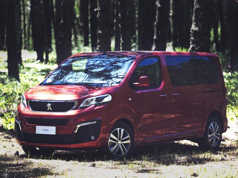 Peugeot Traveller se lanza en Argentina