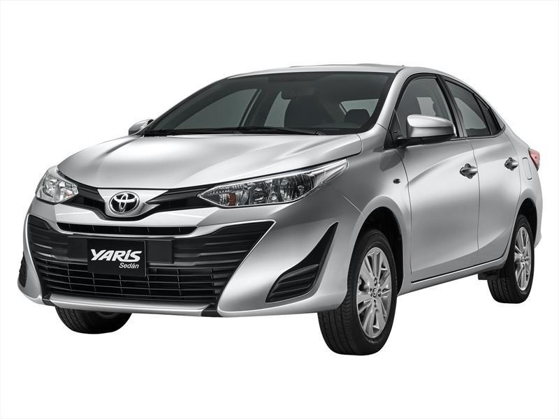 Toyota Yaris Sedán 2018 debuta