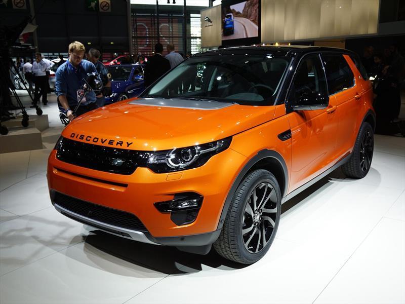 La Land Rover Discovery Sport será producida en Brasil