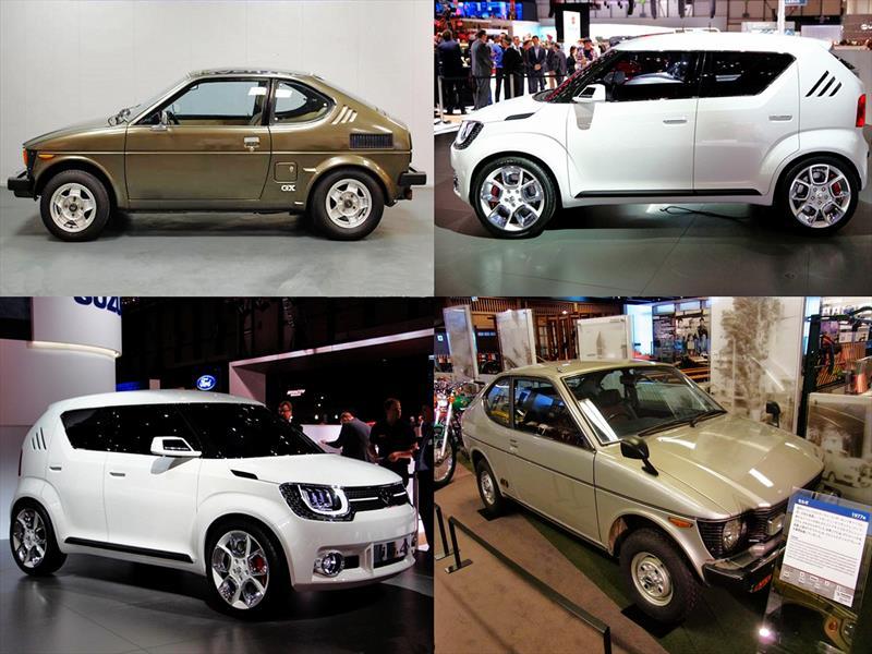 Suzuki da luz verde al Cervo del Siglo 21: El iM-4