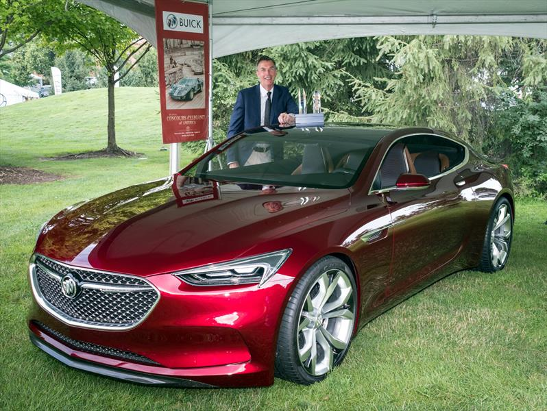 Buick Avista Concept, el mejor Auto Concepto de 2016