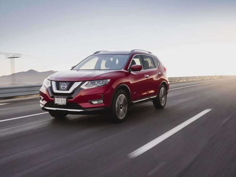 Nissan X-Trail Hybrid 2018 a prueba