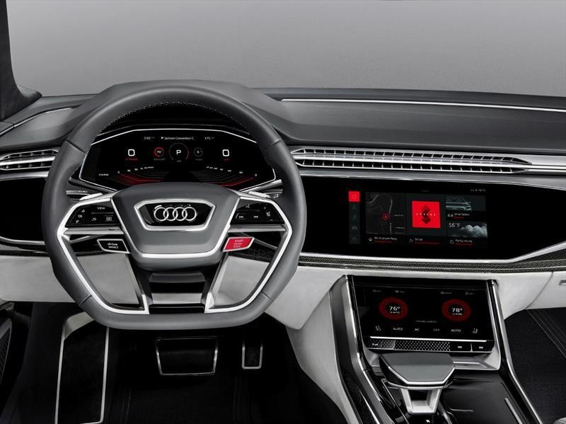Audi y Google, unidos por la conectividad automotriz