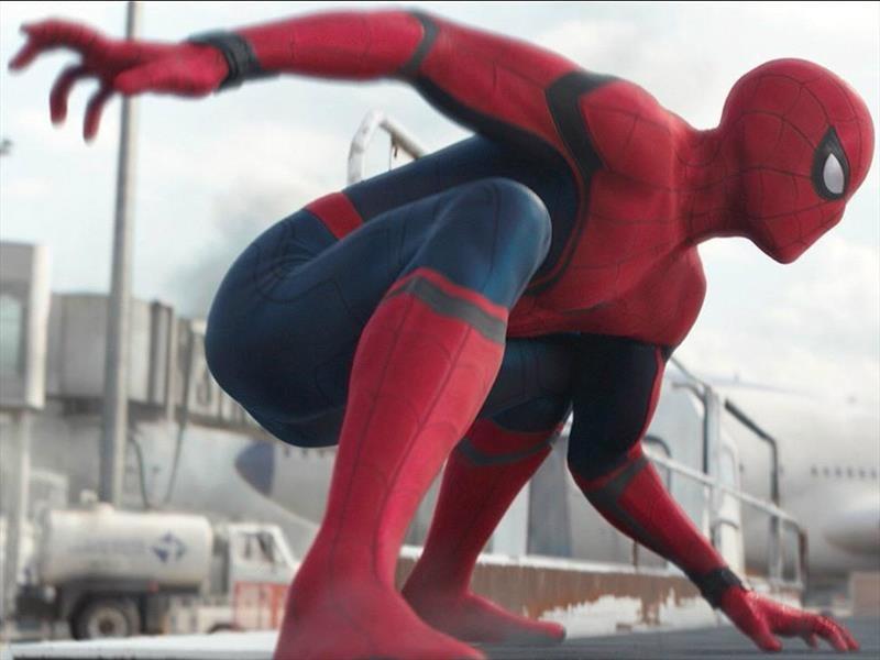 Audi A8 aparece en la nueva película de Spiderman