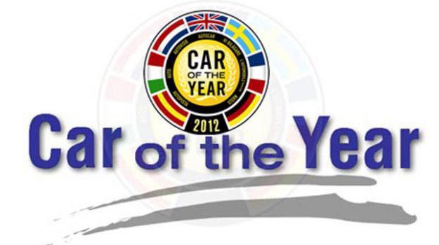 Ya están listos los candidatos para Auto del Año 2012 en Europa