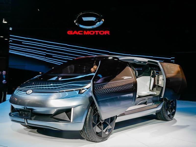 GAC Entranze Concept, vehículo chino que busca un lugar EE.UU.