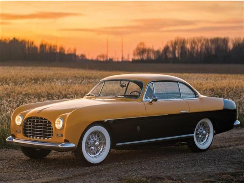 En venta el Ferrari 212 Inter del ex presidente argentino Juan Perón